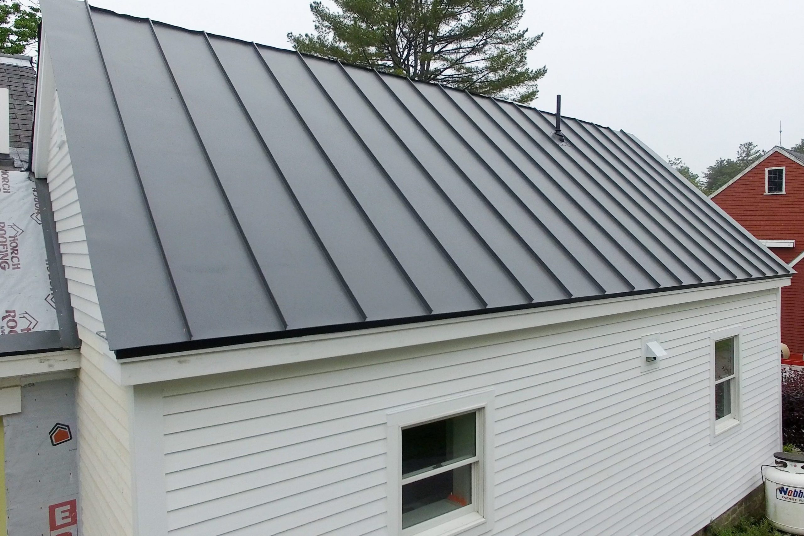 metal roof in Florence Sc