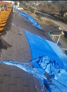 roof repair in Florence